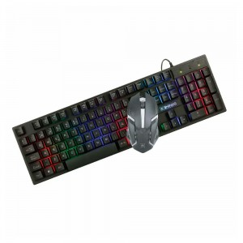 Kit gamer Teclado + Mouse