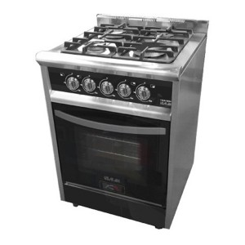 Cocina Industrial 60 cm Visor