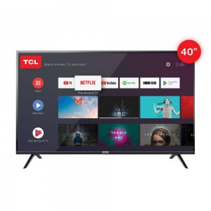 "Android TV TCL 40"" L40S6500"