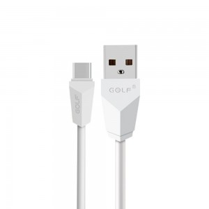 Cable USB GC-27 T-2 Blanco