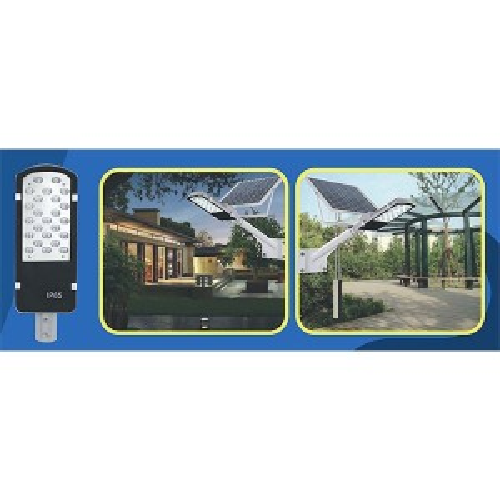 Luminaria Solar Garden 100 W Led