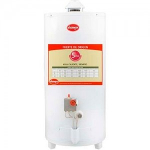 Termotanque 80 Lts Gas Natural Superior