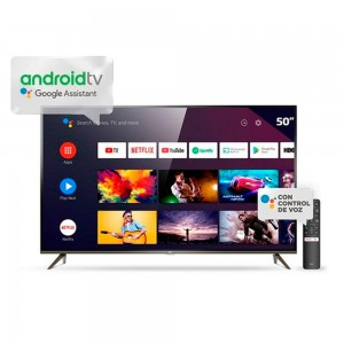 "Smart Tv 50"" L50P8M 4K"